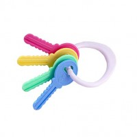 Morisons Baby Dreams Toy Rattle - Classic Key 1N