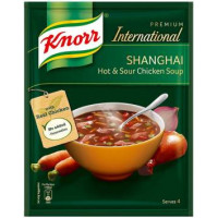 Knorr Shangai Hot & Sour Chicken Soup, 38g