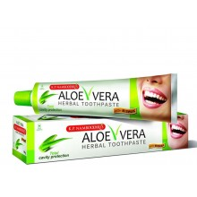 K.P.Namoodiris aloevera toothpaste
