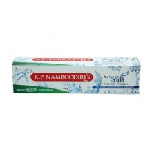K.P.Namboodirs Natural Salt Toothpaste,50g
