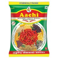 Aachi Kuzhambu Chilli Powder,  500g
