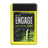 Engage Man Pocket Perfume, Forest Flip, 18ml