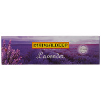 Mangaldeep Lavender Incense Sticks, 12sticks