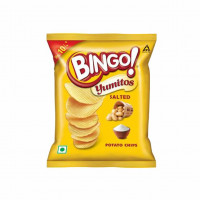 Bingo  Potato Chips, 25g