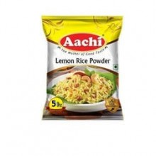 Aachi Lemon Rice Powder, 50g
