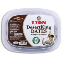 Lion Dates - Desert King, 250 gm Cup