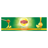 Lipton Green Tea Honey Lemon, 10bags