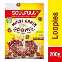 Soulfull Multigrain Loopies,  200g