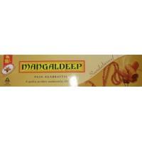 Mangaldeep Puja Agarbathis, Sandalwood, Free Match Box