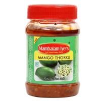 Mambalam Iyers,Mango Thokku,200g