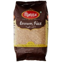 Manna Unpolished Brown Rice, 1kg