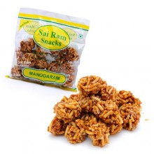 Sai Ram Snacks Manogaram, 200g