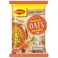 Maggi Masala Oats Noodles, 72.5g
