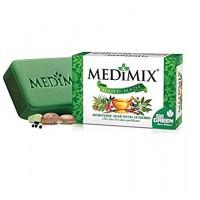Medimix Ayurvedic  Soap Combi (Buy 3 Get 1), 75g