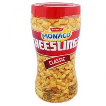Parle Monaco Cheeslings - Classic, 150g Jar