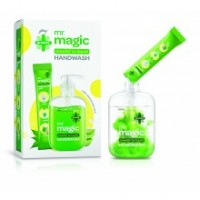 Godrej Mr. Magic Handwash 9G Sachet + 1 Empty Bottle
