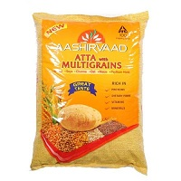 Aashirvaad Atta Multigrains 1kg
