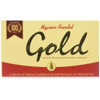 Mysore Sandal Gold Soap, 125g