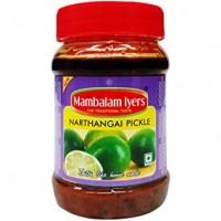 Mambalam Iyers,Narthangai Pickle,200g