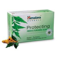 Himalaya Herbals Protecting Neem & Turmeric Soap,  75g