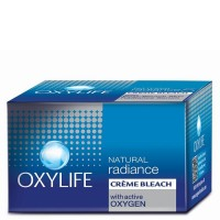 Dabur Oxylife Natural Radiance5 Creme Bleach, 9gm