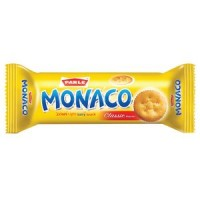 Parle Biscuits - Monaco Salted Snack, 75.4 gm Pouch
