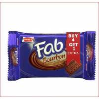 Parle Fab Bourbon, 60g