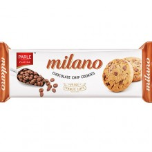 Parle Milano Chocolate Chip Cookies, 75g