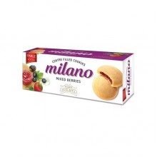 Parle Milano Mixed Berries Cookies, 75g