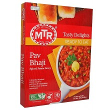 MTR Ready To Eat Pav Bhaji,300g