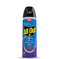 All Out Baygon Flying Insect Killer Spray, 250ml