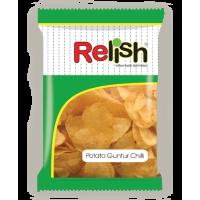 Relish Potato Chips, 70g