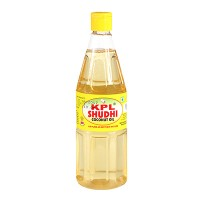 Kpl Coconut Oil Bottle,500ml