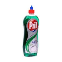 Pril Active 2x Lime Gel, 750ml