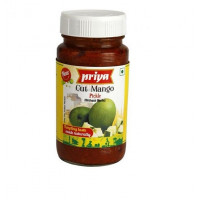 Priya Cut Mango Pickle, 300g