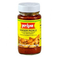Priya Ginger Pickle, 300g