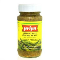 Priya Green chilli Pickle, 300g