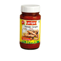 Priya Mango Ginger Pickle,  300g