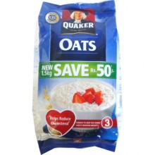 Quaker Oats 1.5kg