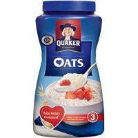 Quaker Oats, 500g Jar