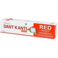 Patanjali Dantkanti Red Fresh Breath Toothpaste ,100g