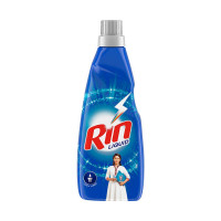 Rin Matic Detergent  Liquid (For Machine Wash) , 430ml