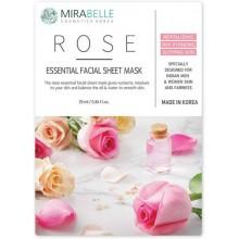 Mirabelle Rose Facial Sheet Mask, 1Nos