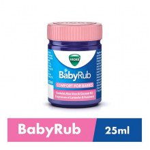 Vicks Baby Rub Comfort For Babies, 25ml