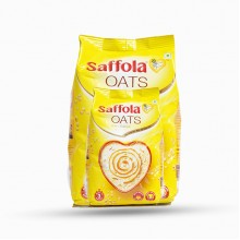 Saffola Oats 100% Natural, Buy 1kg  Free 500g