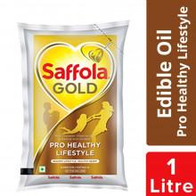 Saffola Gold Oil, 1ltr