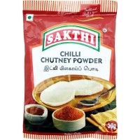 Sakthi Chilli Chutney Powder, 100g