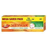 Dabur Meswak Toothpaste ,300g Buy 2*150g.Get  Rs 19 Off