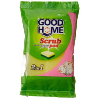 Good Home Scrub Pad  2 in 1