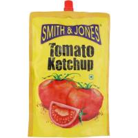 Smith & Jones Tomato Ketchup , 90g
